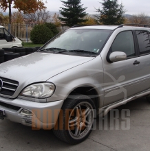 Mercedes-Benz ML 270 CDI #АВТОМАТИК