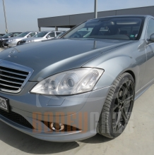 Mercedes-Benz S 320 #AMG #4MATIC #LONG #FULL