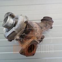 Турбина за Пежо 406 | Peugeot 406 | 2.2 HDI | 1995-2005 | 96 406 686 80