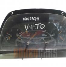 Километраж Мерцедес-Бенц Вито | Mercedes-Benz Vito | 1996-2003 | MB 000 542 30 01