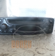 CD Radio Mercedes Benz W203