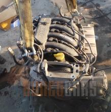 Двигател Renault Scenic | 1.4 16v | K4JC750 |