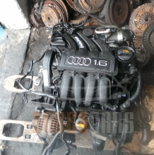 Двигател Audi A3   8P   1.6i   102кс   BGU015592  