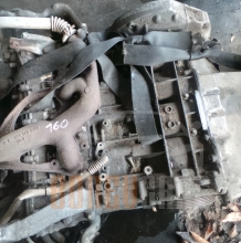 Двигател Мерцедес А-Класа   Mercedes A-Class   W168   1.7 CDI   66894130010451  