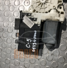 мотор ляв  за стъклоповдигач за CITROEN C5  0536003503