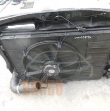 Воден Радиатор | Skoda Octavia 2 | 2010 | 1.6 TDI | 105кс | 1K0 121 251 DD |