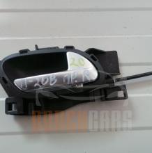 Дръжка Врата Предна Дясна Пежо 208 | Peugeot 208 | 2012-2015 | 96 555 516 VV