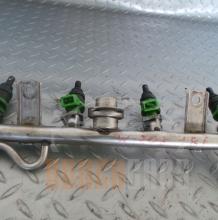 Горивна Рейка с Инжектори | Mercedes C Class | W 203 | Бензин |