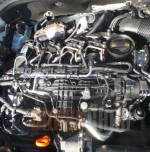 Двигател Шкода Октавия   1.6 TDI   105кс   CAY690283  