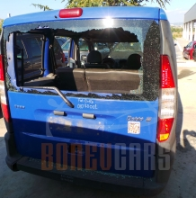 Задна Врата Фиат Добло | Fiat Doblo | 2000-2009