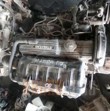 Двигател Мазда 323   1.7D  