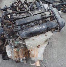 Двигател Ford Fiesta | 2011 | 1.4 16v | 8A6G |
