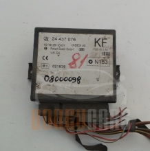 Opel Astra Central Lock Module  24 437 076