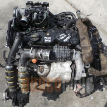 Двигател Citroen C4 | 1.6 e-HDI | 110кс |