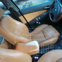 Кожен Салон Alfa Romeo 156 SportWagon