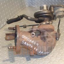 Турбо Hyundai Santa Fe | 2.0 CRDI | 112кс | 28231-27000 | B222207 |