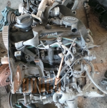 Двигател Фолксваген Голф 4 | Volkswagen Golf IV | 1.9 TDI | AHU236800 |