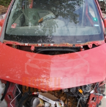 Преден капак за Рено Модус | Renault Modus | 2004-2008