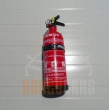 Пожарогасител БМВ Е46 | BMW E46 | 1998-2007