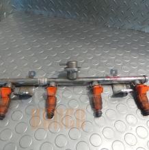 Горивна Рейка с Дюзи | Mazda 6 | 2.3i | Бензин | 2004 | 4M8G-9D280-AA